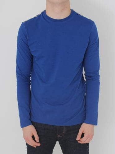 Southport C/C Shoulder T Shirt - Royal