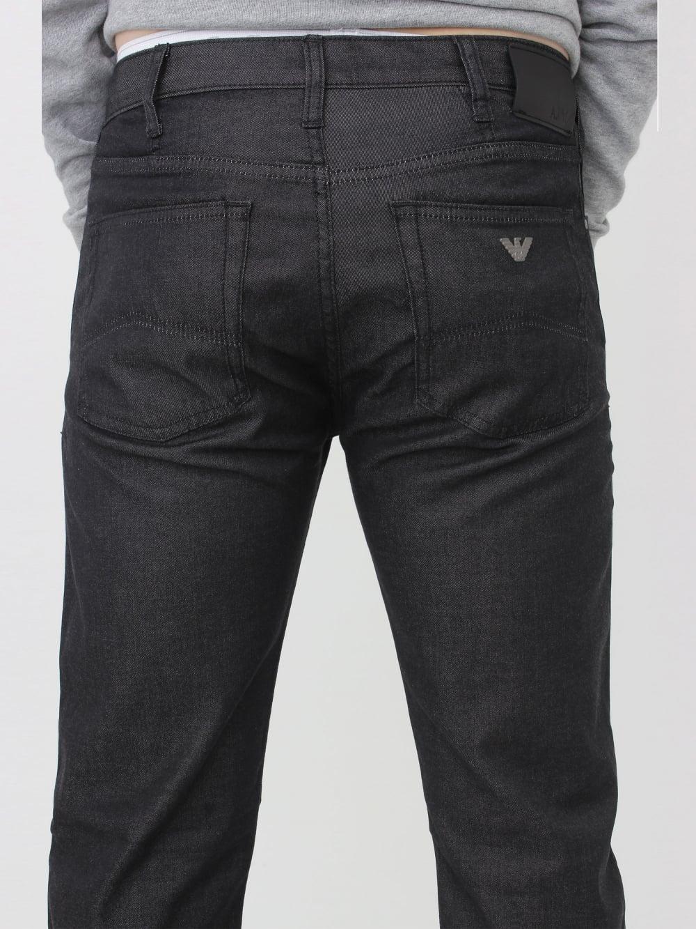 sports shoes 9876d cd88e J21 Regular Fit Jeans - Black