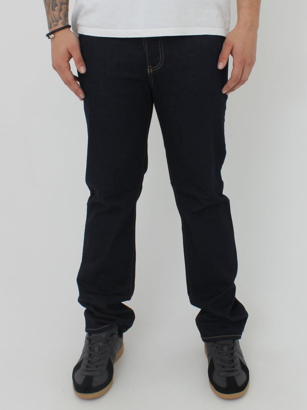 3eb0b0593c0b Armani Jeans J21 Regular Fit Jeans in Dark Denim - Northern Threads