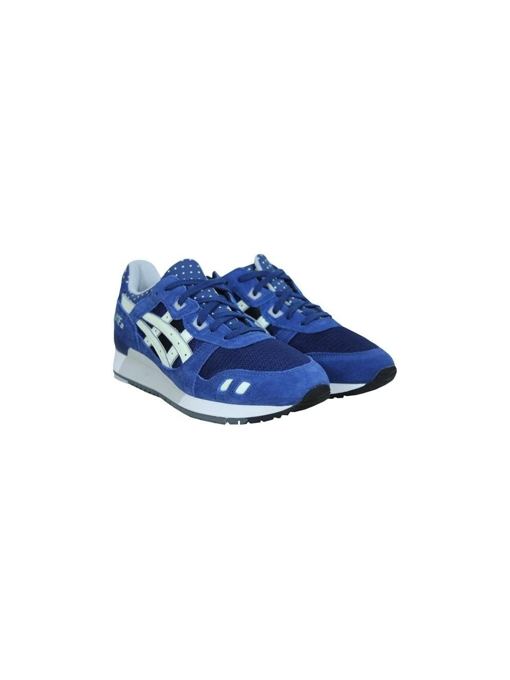 save off 5add4 aee4c Gel Lyte III Glow in the Dark - Estate Blue