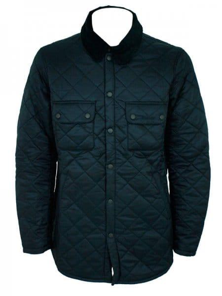 Barbour Barbour Akenside Quilted Jacket Navy Barbour