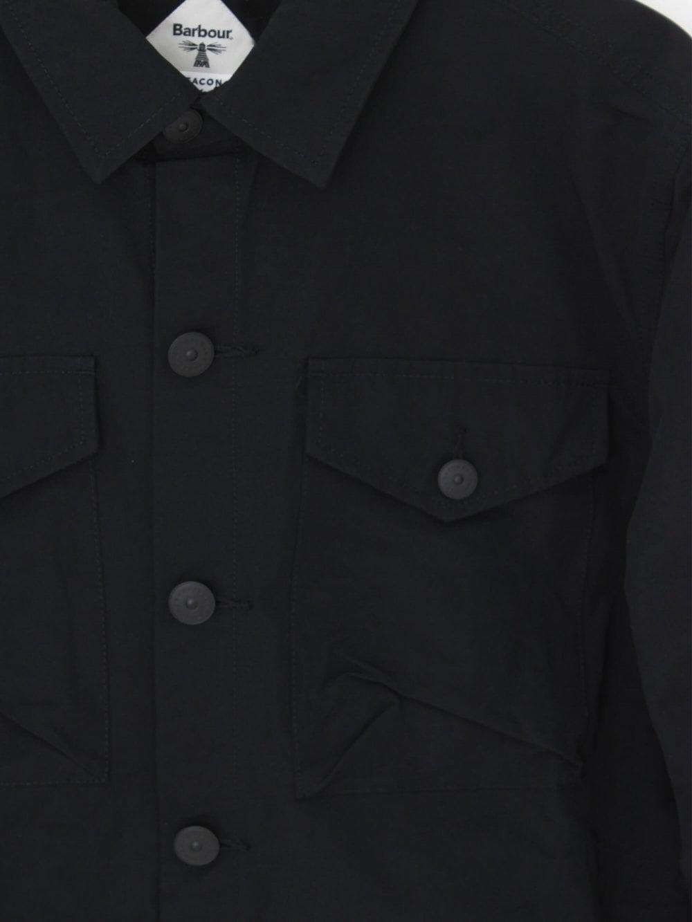 barbour beacon askern overshirt