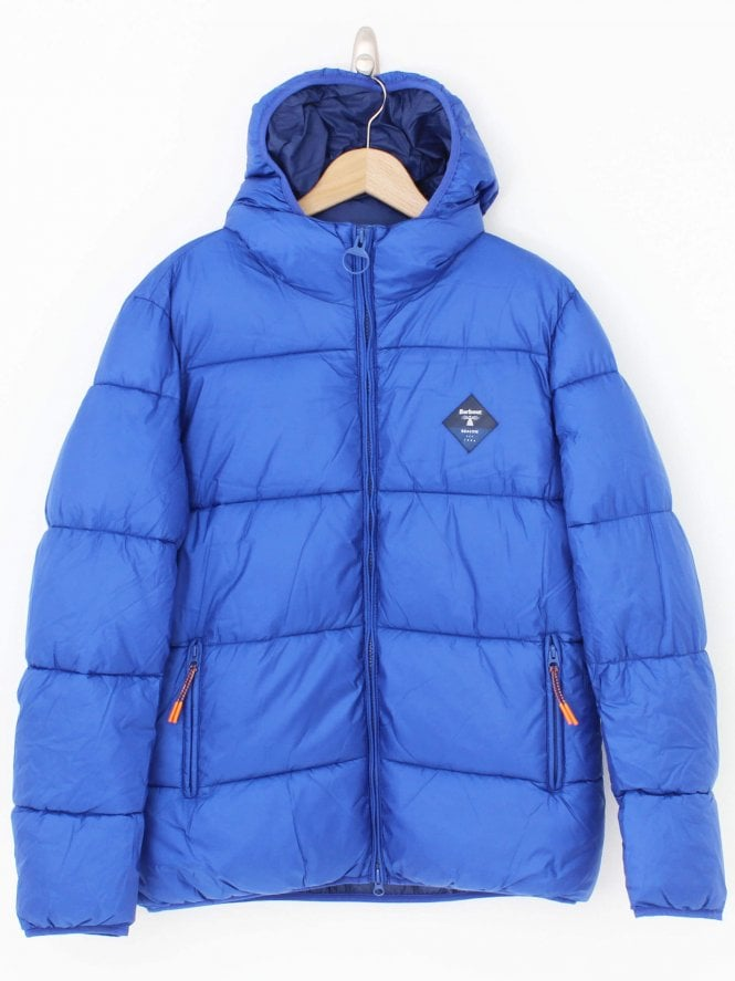 Barbour Beacon Ross Quilt - Blue