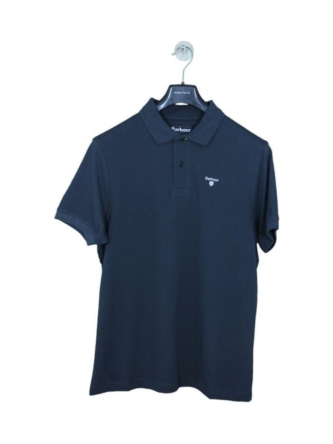 Barbour Sports Polo - Navy