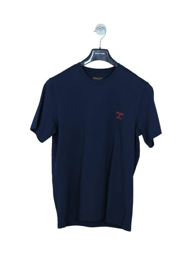 Barbour Standards T Shirt - Navy