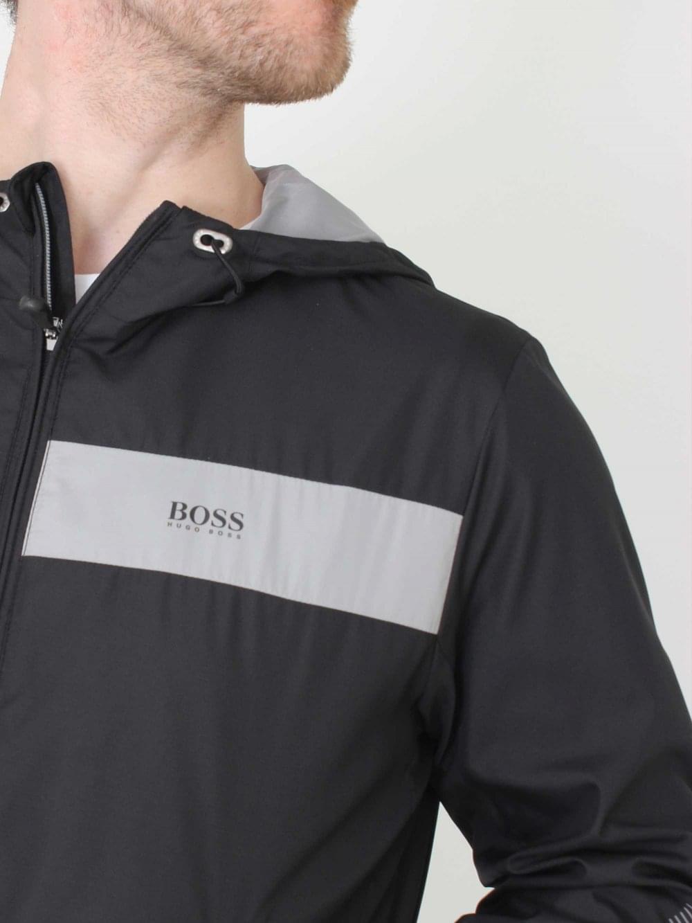 Hugo Boss Jeltech 1 Jacket in Black