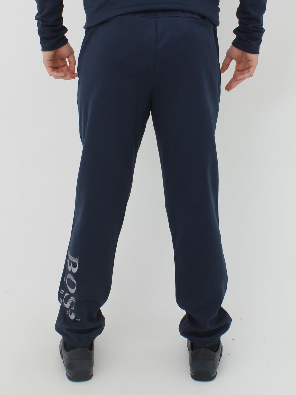 BOSS HL-Tech Sweatpant in Navy
