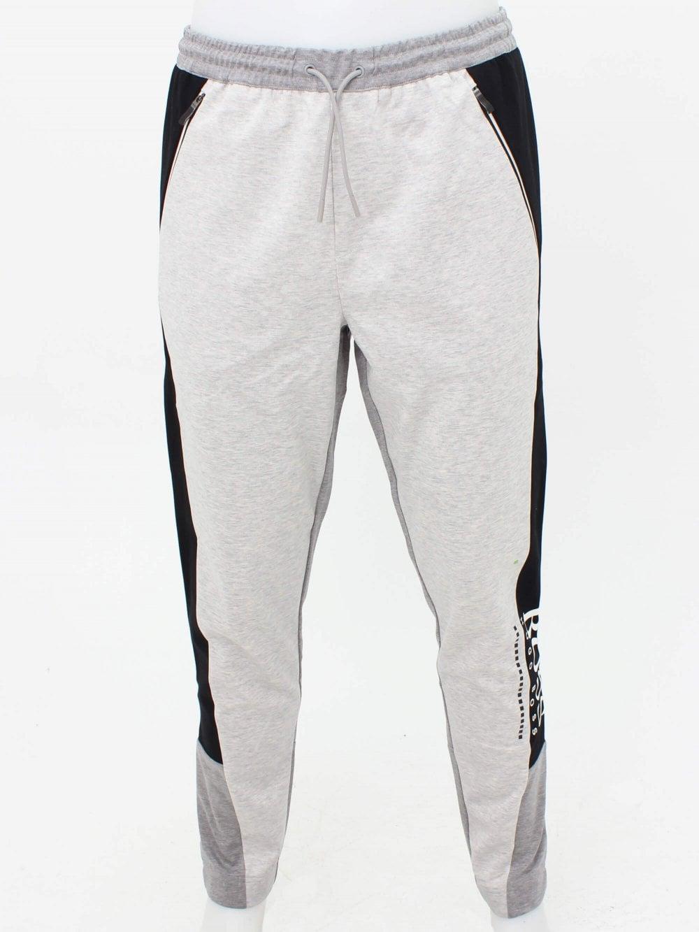 9f4dddcc9 Hugo Boss Athleisure HL Tech Sweatpants in Pastel Grey | Northern ...