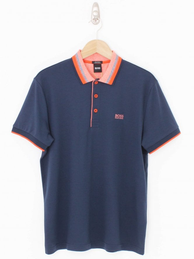 BOSS Athleisure Paddy 1 Polo - Navy