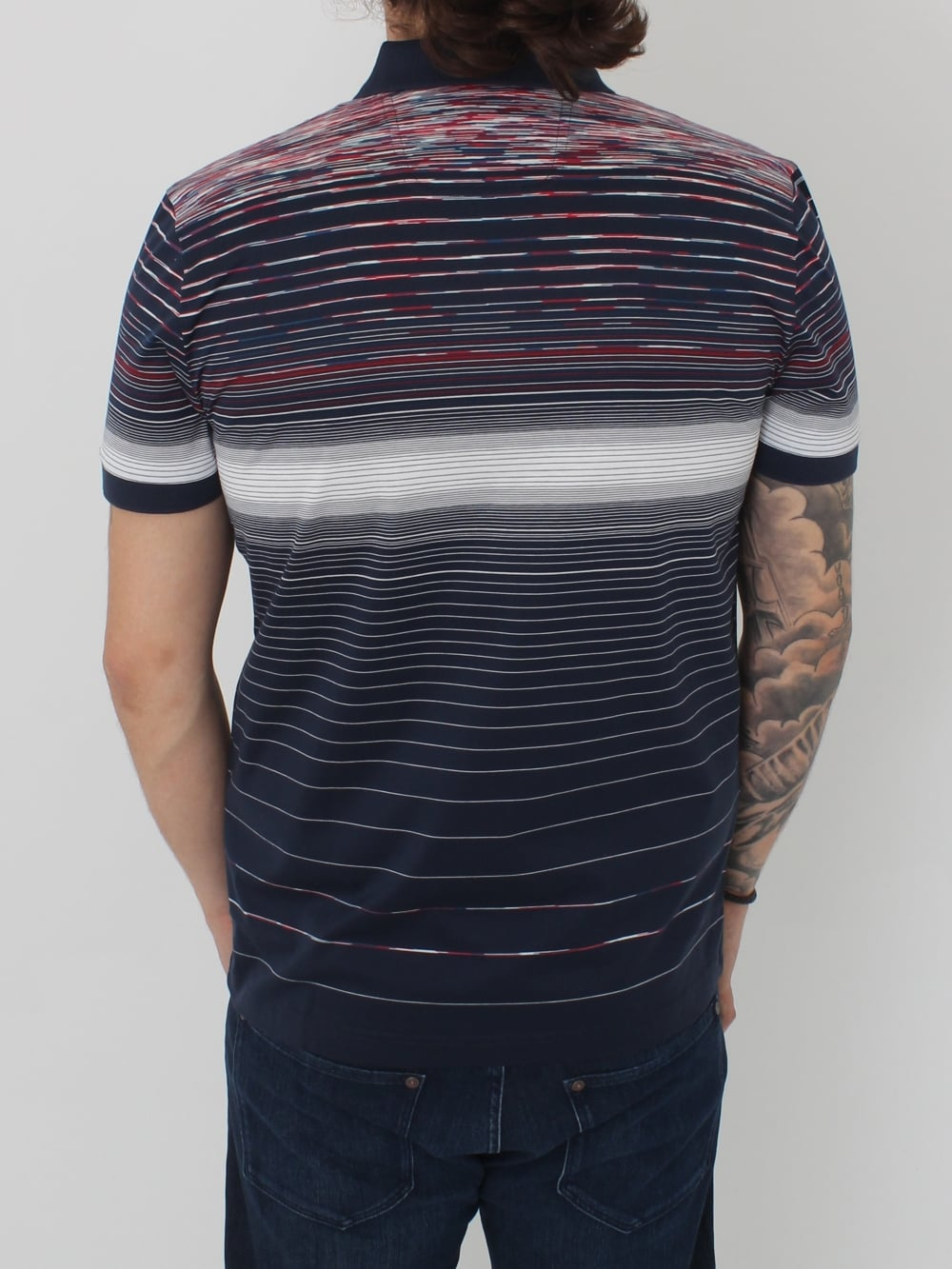 34ee767145 HUGO BOSS Paddy 3 Polo in Navy - Northern Threads