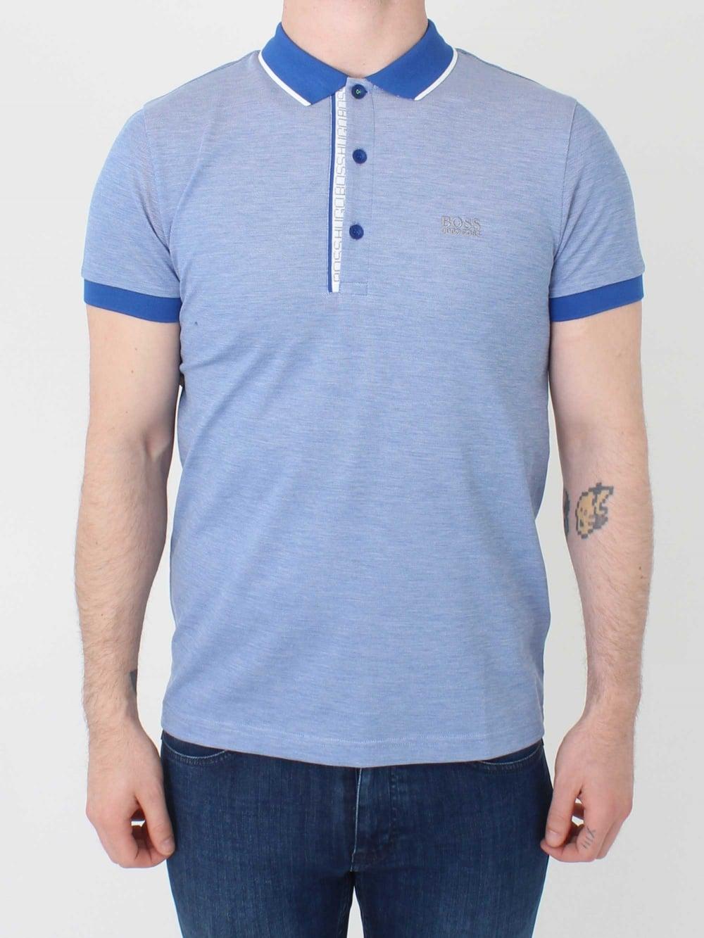 Clothes, Shoes & Accessories Shirts & Tops Provided Hugo Boss Polo Medium