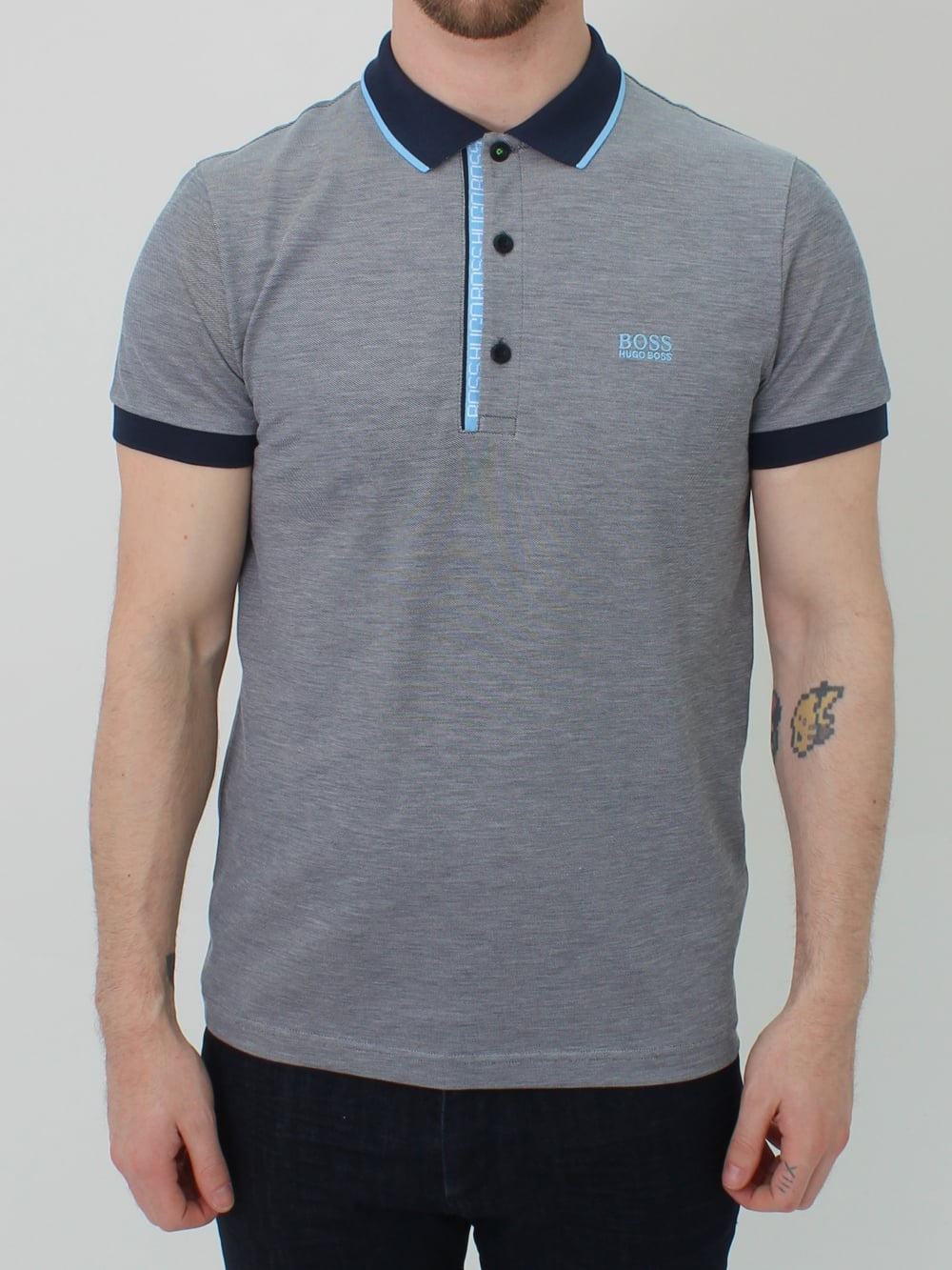 e4f3a0404 Hugo Boss Paule 4 Polo Shirt - DREAMWORKS
