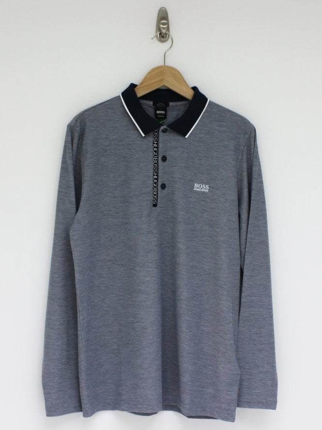 BOSS Athleisure Pleesy 4 Polo - Navy