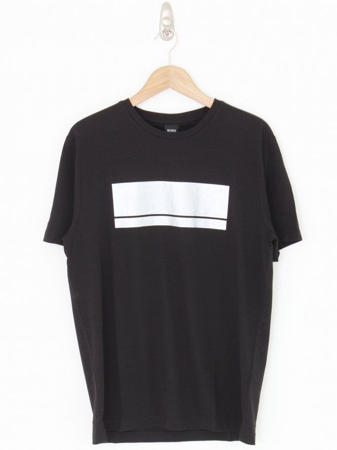 BOSS Athleisure Teeonic Tee - Black