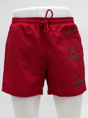 16426b066a Bodywear Octopus Swim Shorts - Medium Pink