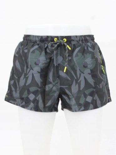 665a8887de Bodywear Barreleye Swim Shorts - Open Green