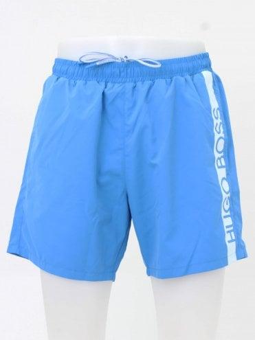 503ed29267 Bodywear Dolphin Swim Shorts - Bright Blue