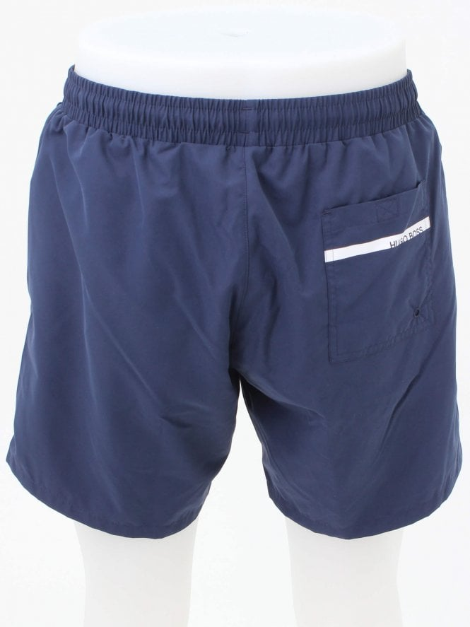 07157d8d6 Hugo Boss Bodywear Dolphin Swim Shorts in Navy | Northern Threads