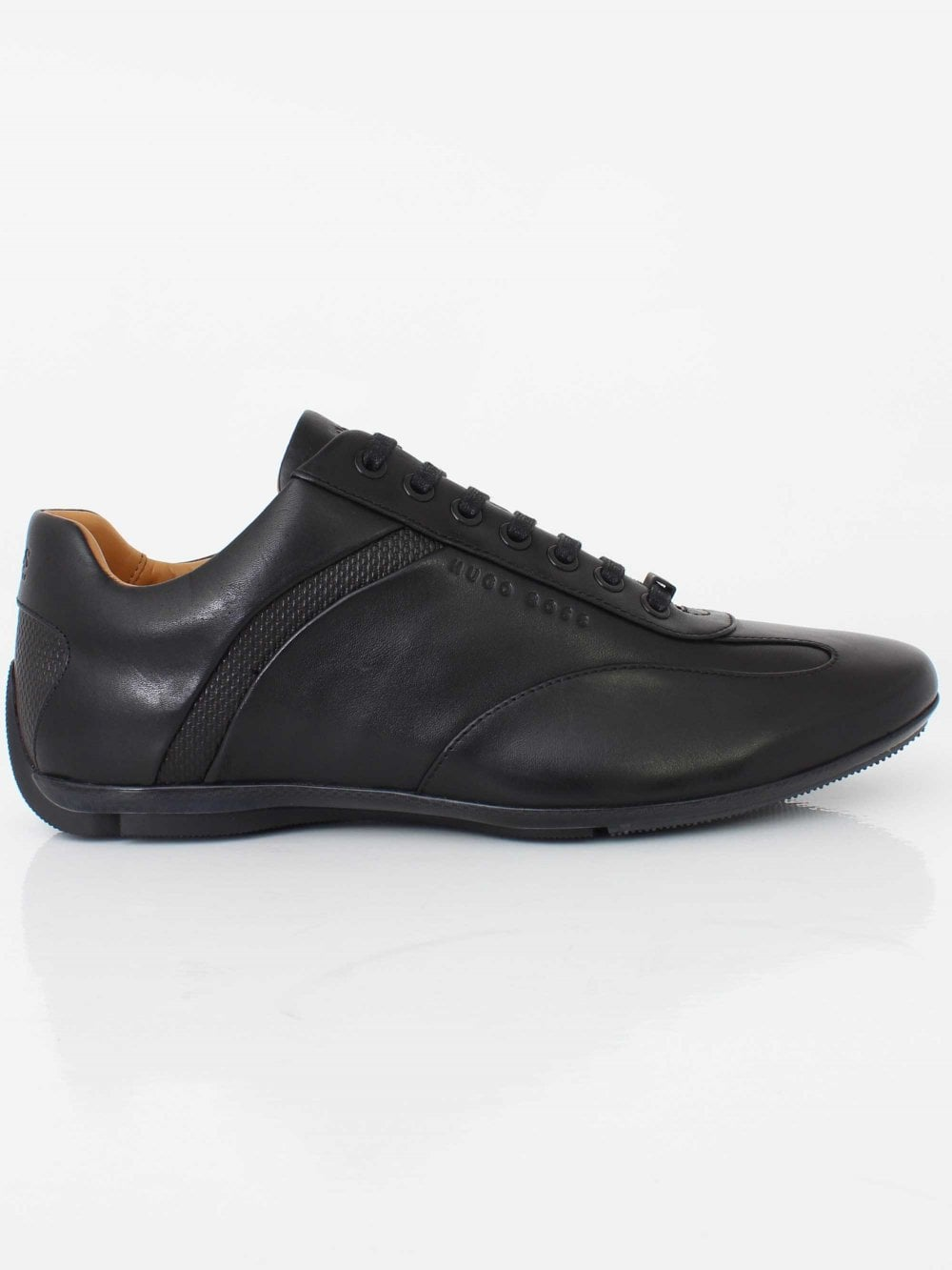 fresh styles the latest super popular HB Racing Low Trainer - Black