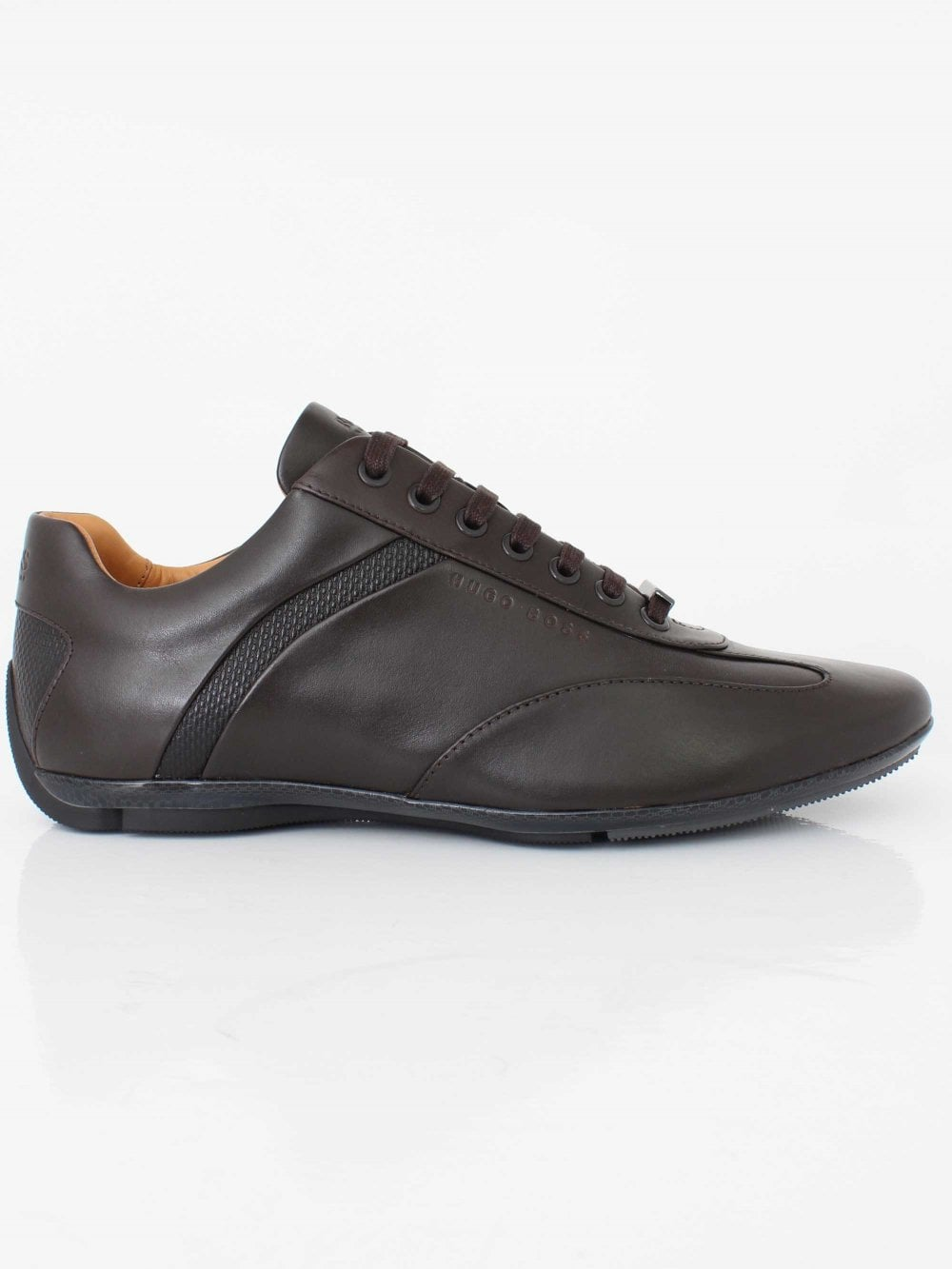 look out for clearance sale shop for authentic HB Racing Low Trainer - Dark Brown