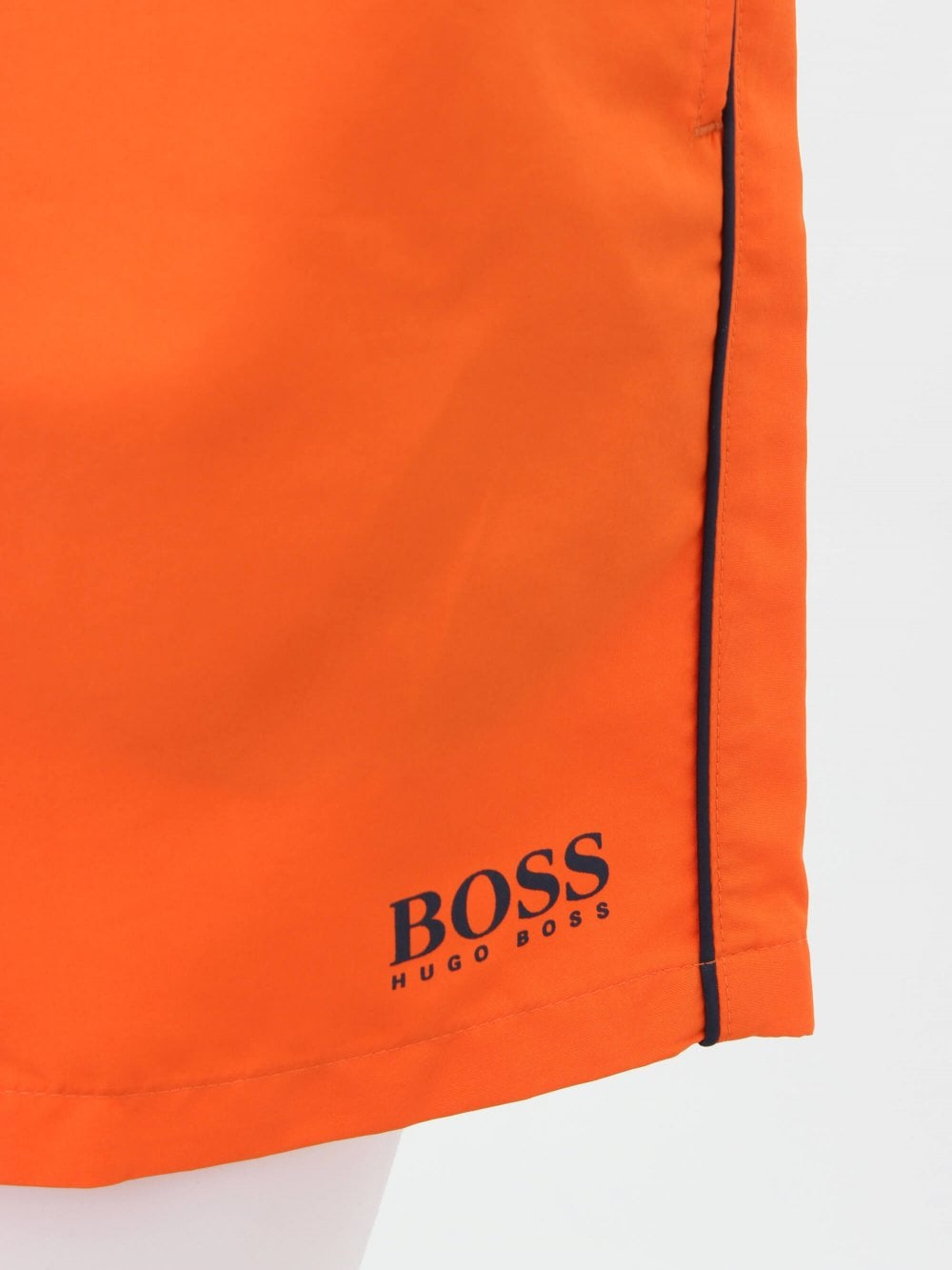 ad2055516 Hugo Boss Bodywear Starfish Swim Shorts in Bright Orange | Northern ...