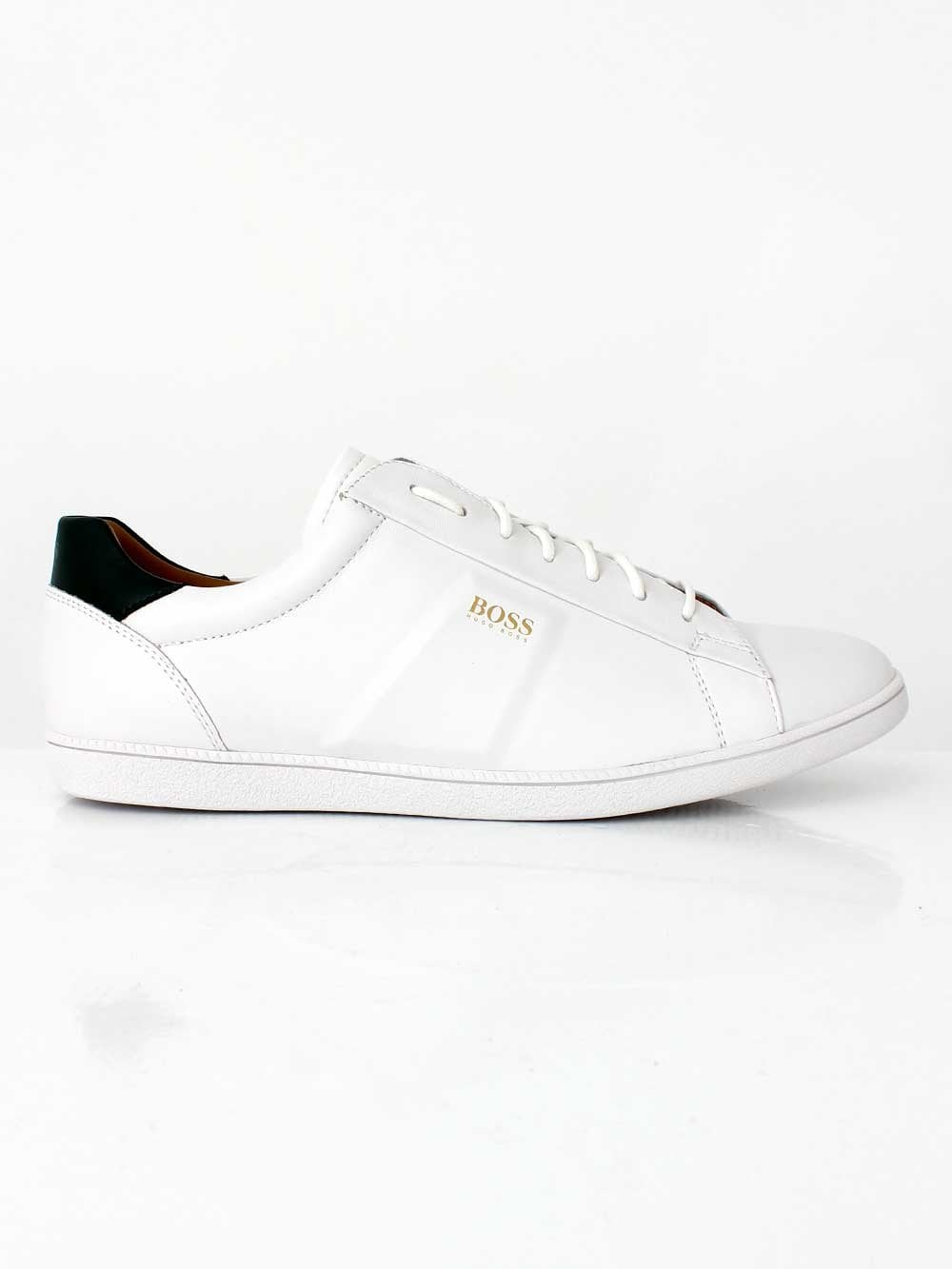 5deb69f4a5d8 Hugo Boss Rumba Tenn Trainer in Natural | Northern Threads