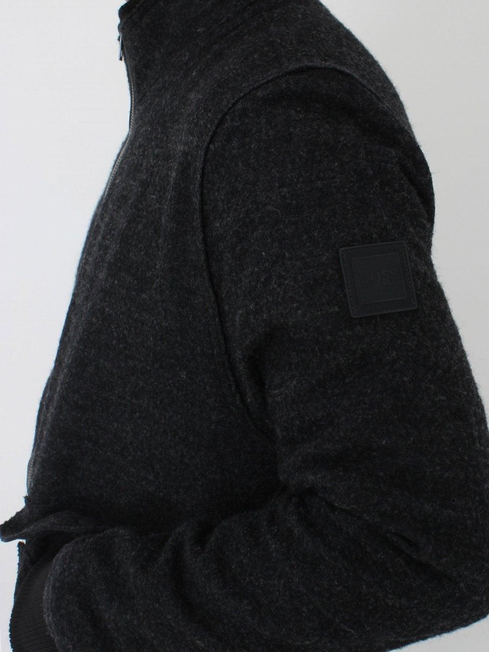 a63e76b5a77 Hugo Boss Casual Zalyn in Black