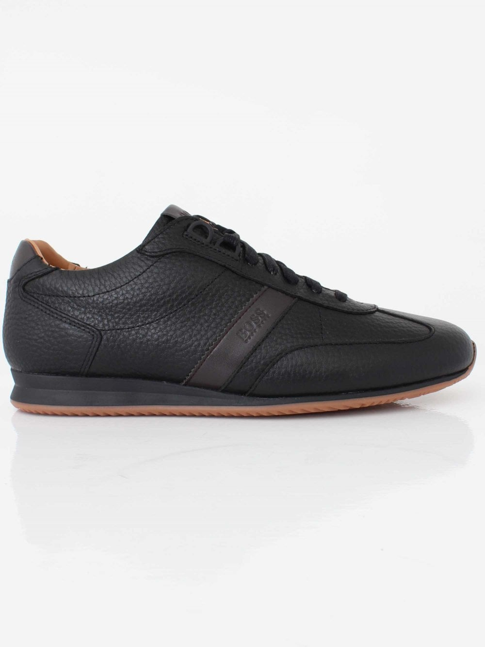 Hugo Boss Orland Low Trainer in Black