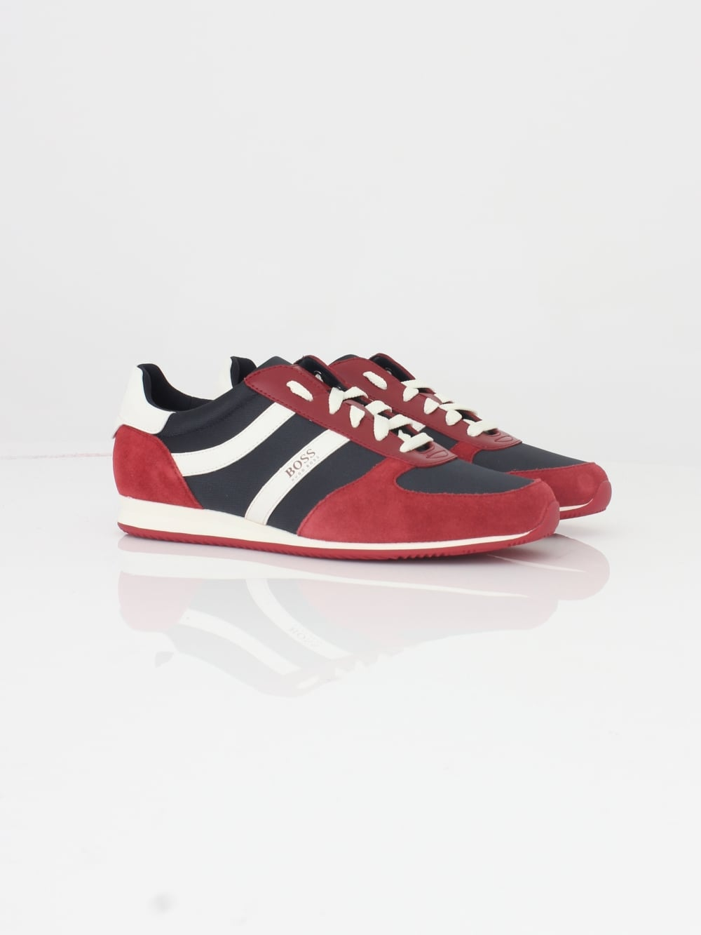 hugo boss red trainers official store