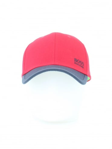 Cap 14 - Medium Red