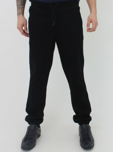 HL Tech Logo Track Pants - Black