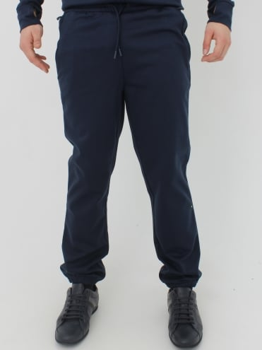 HL Tech Logo Track Pants - Navy