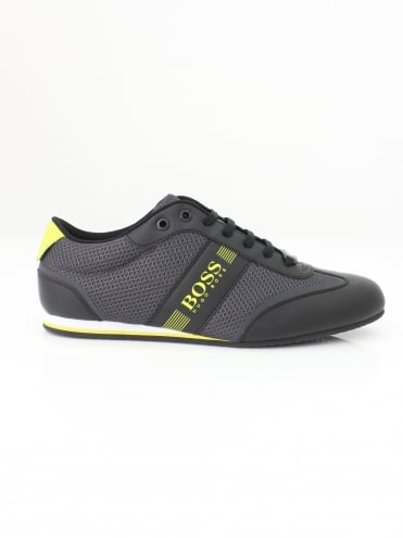 Lighter Low Trainer - Dark Grey