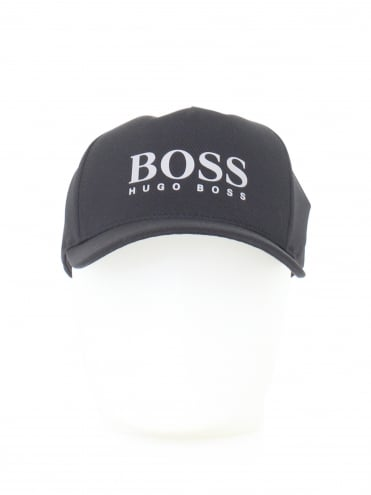 - BOSS Green Logo Cap 1 - Black