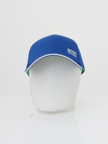 Logo Cap 1 - Medium Blue