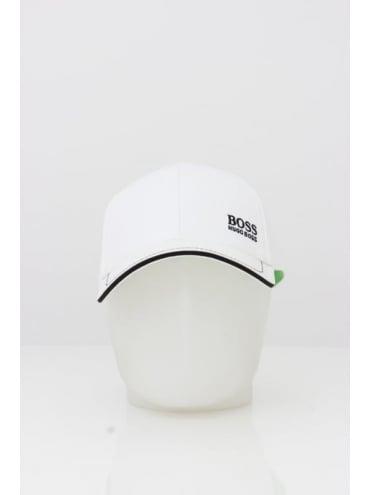 - BOSS Green Logo Cap 1 - White