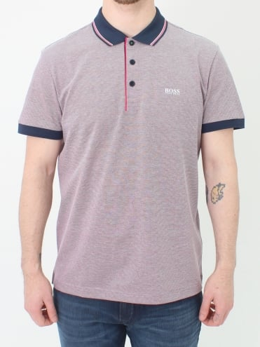 Paddy 2 Polo - Bright Pink
