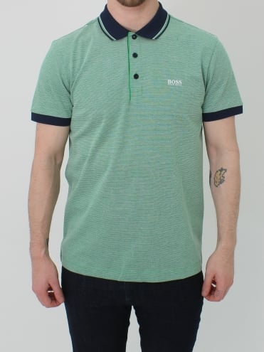 Paddy 2 Polo - Medium Green