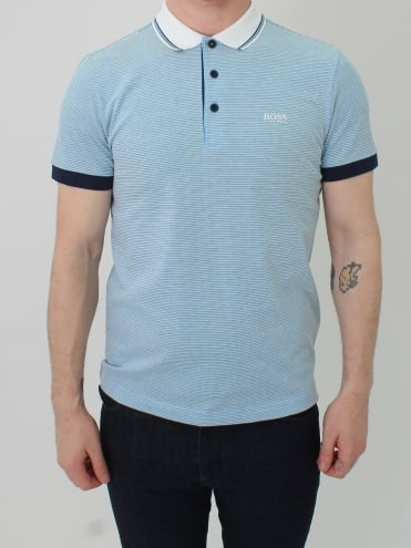Paddy 2 Polo - Open Blue
