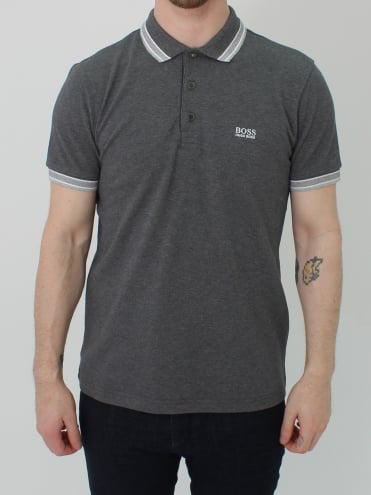 Paddy Polo - Grey