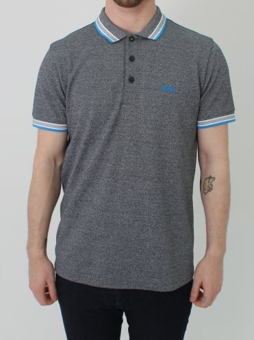 Paddy Polo - Light Grey