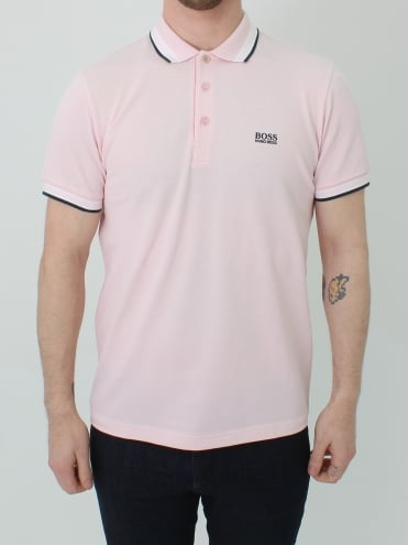 Paddy Polo - Open Pink