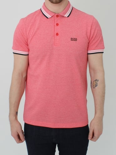 Paddy Polo - Open Red