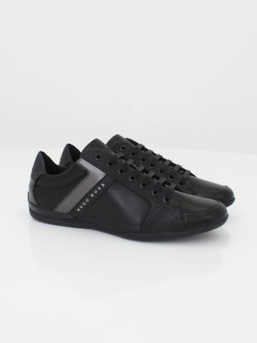 Space Low Trainer - Black