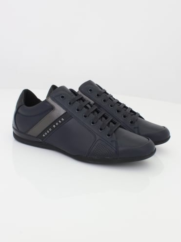 Space Low Trainer - Dark Blue