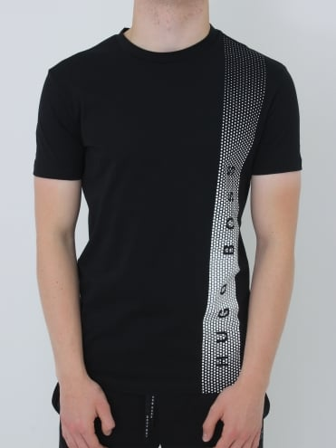 - BOSS Hugo Boss Crew Neck T.Shirt - Black