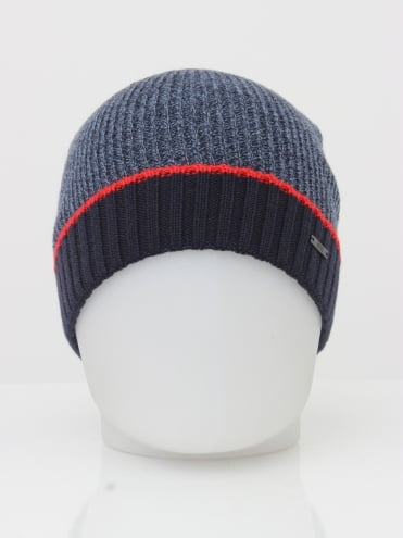 - BOSS Hugo Boss Frisk Hat - Navy