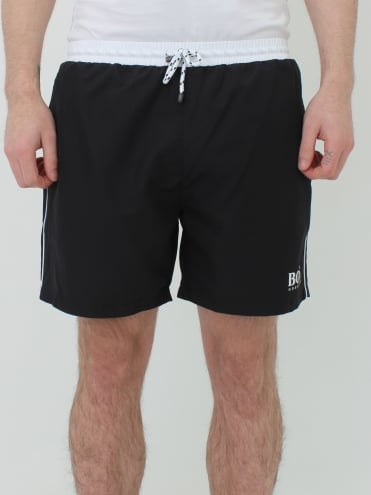 Starfish Swim Shorts - Black