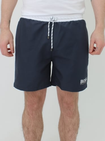 Starfish Swim Shorts - Dark Grey