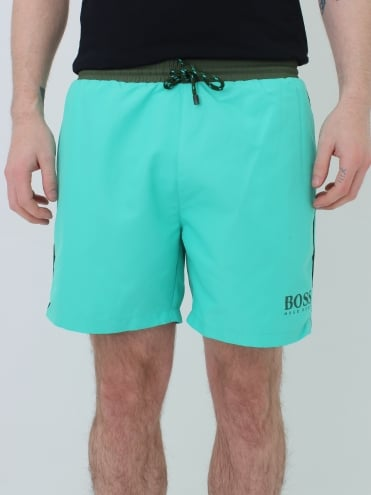 Starfish Swim Shorts - Turquoise